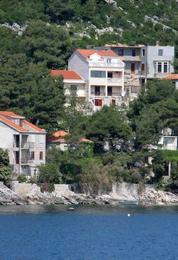 Sobra, Mljet, Objekt 600 - Ubytování v blízkosti moře.