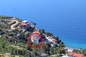 Apartmány u moře Lokva Rogoznica (Omiš) - 6004