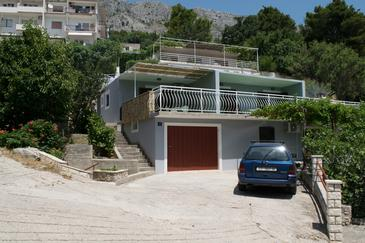 Lokva Rogoznica, Omiš, Property 6005 - Apartments near sea with pebble beach.