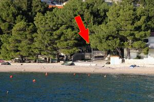 Apartments by the sea Brela (Makarska) - 6007