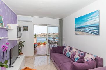 Mavarštica, Гостиная в размещении типа apartment, доступный кондиционер и WiFi.