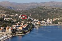 Апартаменты с парковкой Marina (Trogir) - 6014