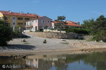 Klimno, Krk, Property 6017 - Apartments near sea with pebble beach.