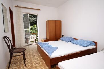 Saplunara, Sypialnia w zakwaterowaniu typu room, dopusteni kucni ljubimci.