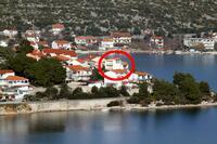 Apartments by the sea Poljica (Trogir) - 6020