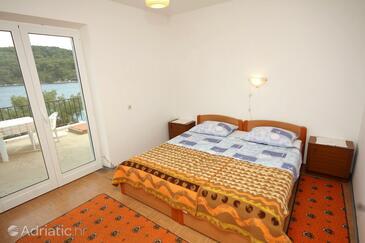 Polače, Bedroom in the room, dopusteni kucni ljubimci i WIFI.