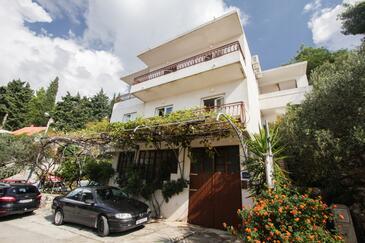 Drašnice, Makarska, Obiekt 6042 - Apartamenty ze żwirową plażą.