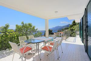 Apartments with a parking space Brela (Makarska) - 6043