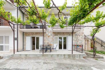 Podstrana, Split, Property 6044 - Vacation Rentals with pebble beach.
