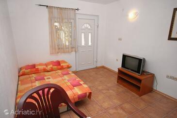 Podaca, Гостиная в размещении типа apartment, доступный кондиционер и WiFi.
