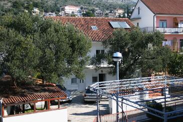 Podaca, Makarska, Obiekt 6050 - Apartamenty ze żwirową plażą.