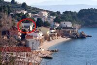 Apartmány u moře Drašnice (Makarska) - 6051