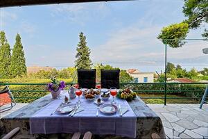 Дом для отдыха с парковкой Постира - Postira (Брач - Brač) - 6052