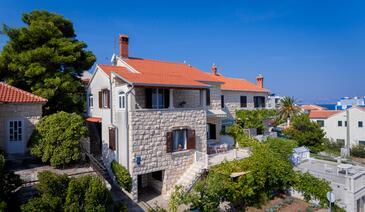 Postira, Brač, Property 6053 - Apartments near sea with pebble beach.