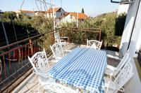 Apartmány s parkovištěm Podaca (Makarska) - 6055