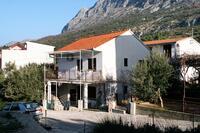 Апартаменты с парковкой Podaca (Makarska) - 6055