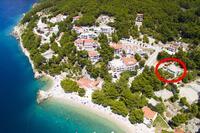 Апартаменты и комнаты у моря Брела - Brela (Макарска - Makarska) - 6056
