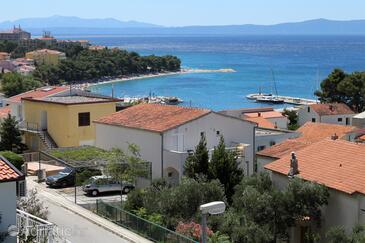Baška Voda, Makarska, Property 6057 - Apartments with pebble beach.