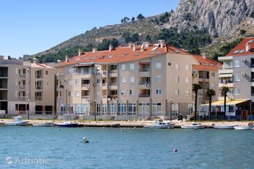 Omiš, Omiš, Property 6073 - Apartments near sea with sandy beach.