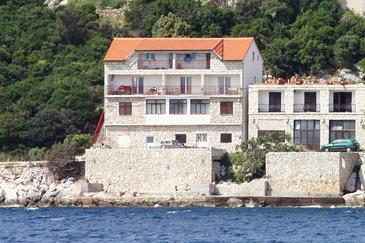 Sobra, Mljet, Property 608 - Apartments by the sea.