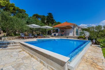 Tisno, Murter, Property 6107 - Vacation Rentals near sea with pebble beach.