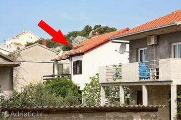 Okrug Donji, Čiovo, Property 6114 - Apartments with pebble beach.