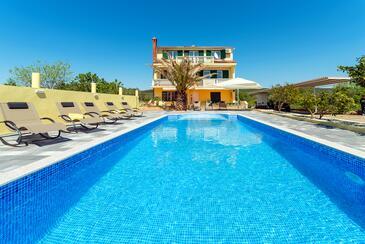 Bibinje, Zadar, Property 6121 - Apartments with pebble beach.