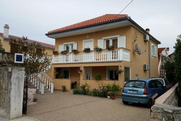 Nin, Zadar, Objekt 6125 - Ubytování v blízkosti moře s písčitou pláží.