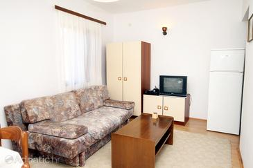 Sabunike, Living room in the apartment, dopusteni kucni ljubimci i WIFI.