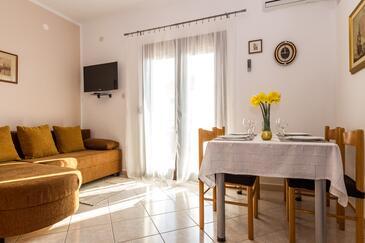 Zadar, Гостиная в размещении типа apartment, WiFi.