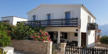 Ražanac, Zadar, Объект 6142 - Апартаменты с галечным пляжем.