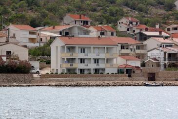 Vinjerac, Zadar, Property 6144 - Apartments by the sea.