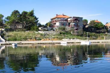 Nin, Zadar, Objekt 6153 - Ubytování v blízkosti moře s písčitou pláží.