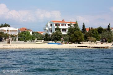 Vrsi - Mulo, Zadar, Property 6155 - Apartments near sea with pebble beach.