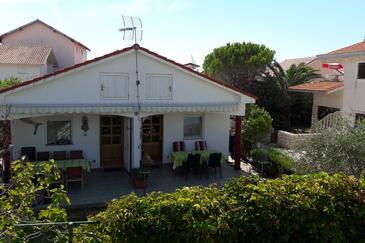 Zukve, Zadar, Объект 6156 - Апартаменты вблизи моря.