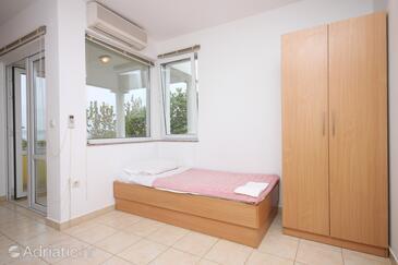 Sukošan, Living room in the apartment, dostupna klima i dopusteni kucni ljubimci.