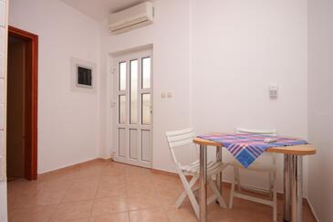 Sveti Petar, Jadalnia w zakwaterowaniu typu apartment, dostupna klima i WIFI.
