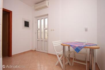 Sveti Petar, Blagovaonica u smještaju tipa apartment, dostupna klima, kućni ljubimci dozvoljeni i WiFi.