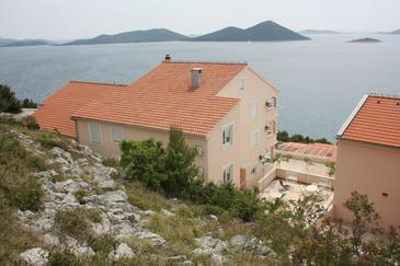 Drage, Biograd, Property 6171 - Apartments by the sea.