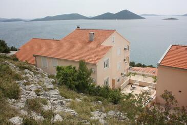 Drage, Biograd, Obiekt 6171 - Apartamenty przy morzu.
