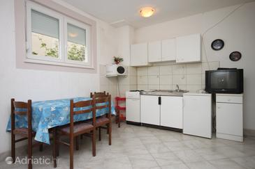 Sveti Petar, Dining room in the apartment, air condition available and WiFi.