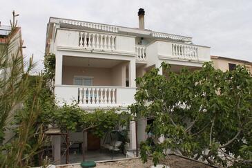 Sveti Petar, Biograd, Property 6175 - Apartments with pebble beach.