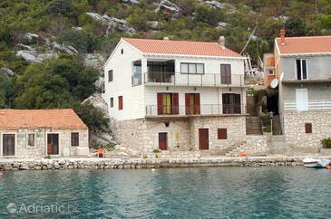 Prožurska Luka, Mljet, Objekt 618 - Ubytování v blízkosti moře.