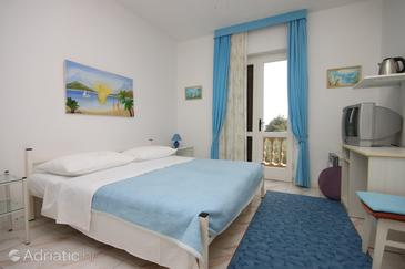 Vodice, Bedroom in the room, WIFI.