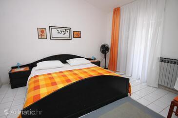 Vodice, Bedroom in the room, WIFI.