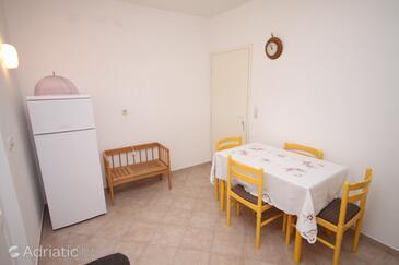 Ražanac, Dining room in the apartment, WIFI.