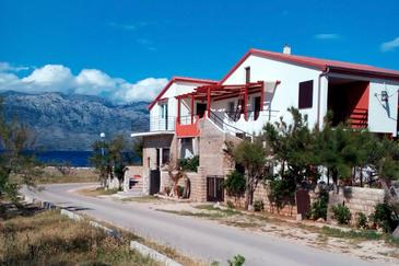 Ražanac, Zadar, Property 6192 - Apartments near sea with pebble beach.