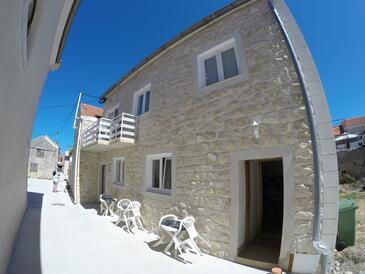 Bibinje, Zadar, Objekt 6199 - Ubytování v blízkosti moře s oblázkovou pláží.