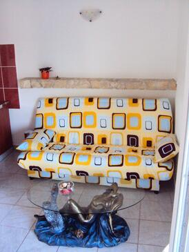 Bibinje, Гостиная в размещении типа studio-apartment, WiFi.
