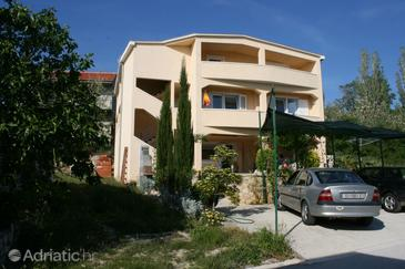 Rtina - Miočići, Zadar, Property 6210 - Apartments near sea with pebble beach.